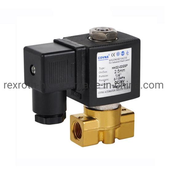 AC 220V 1//4 pouce Electrovanne Electrique pour Air Eau