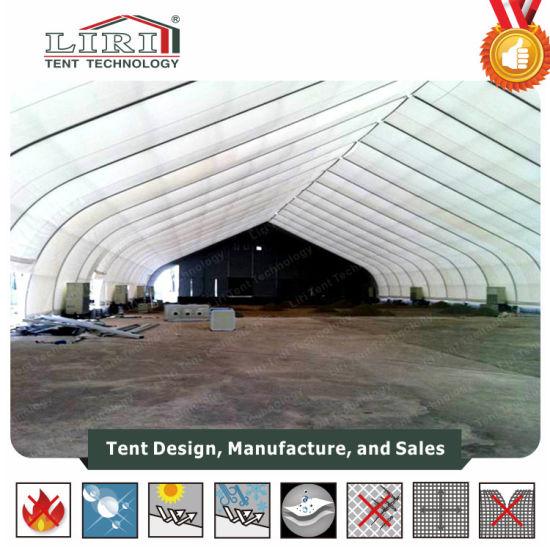 China De Gebogen Tent van de Hangaar van Vliegtuigen TFS