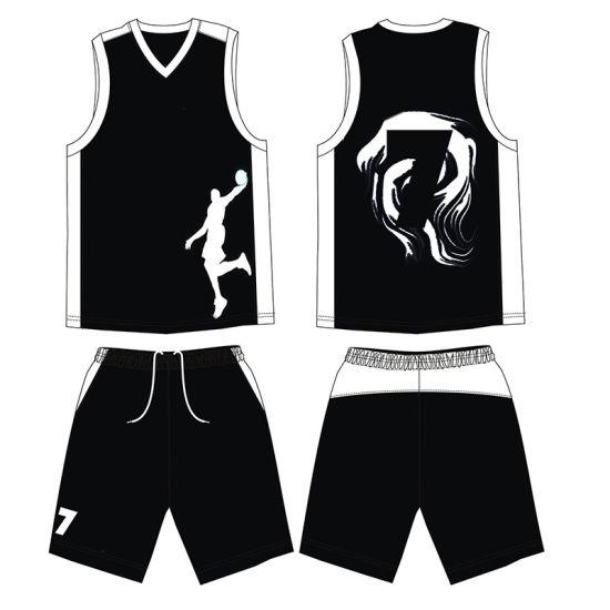 de6e7f795975 Personalizar el logotipo de marca personal barato camisetas de baloncesto  para los hombres