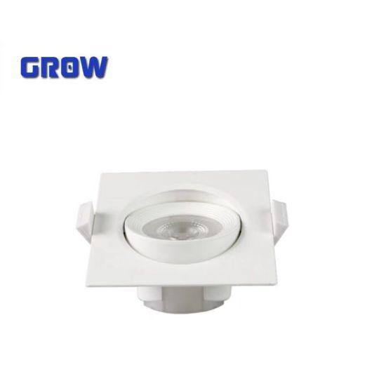 China 3W 12W Nuevo RoHS 9W Downlight LED 5W Ce SMD BoxedC