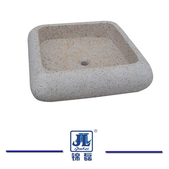 Natural En Marbre Granit Travertin Onyx Calcaire Meuble Lavabo De Basalte De Bassins De Lave Mains Ronde Bassin En Pierre Pour L Hotel Salle De