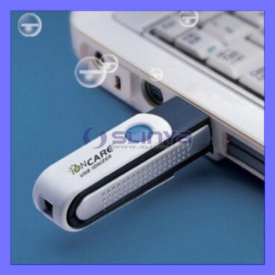 1 USB ionique ioniseur frais purificateur d/'air sain purificateur pour PC port U