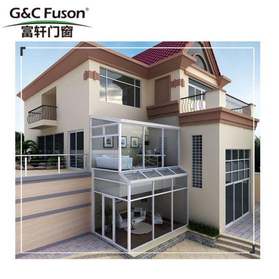 China G C Fuson Elegancia Huracán De Aluminio Con Doble
