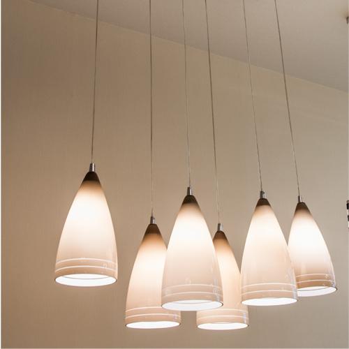China Diseño Moderno colgante lámpara colgante de cristal ...