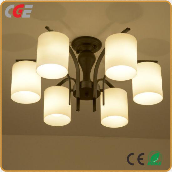 Araña luces de de interior LED China de iluminación luz LED OkXZuwTPi