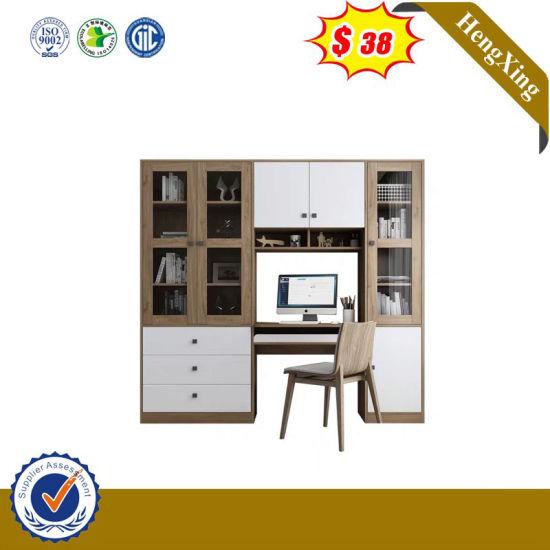 Wohnling Multistore 2002 Ensemble de bureau moderne avec /étag/ère et tiroir pour clavier Blanc 140 x 75,5 x 120 cm