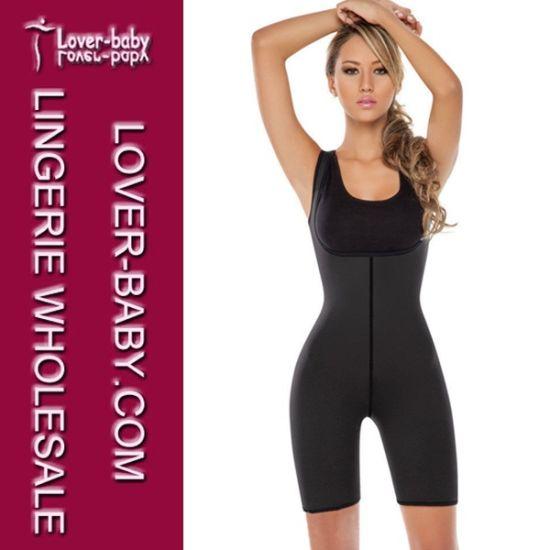 Mujer De Sudor Bodysuit Deporte Mejorar La Forma De Vestir L42658 2