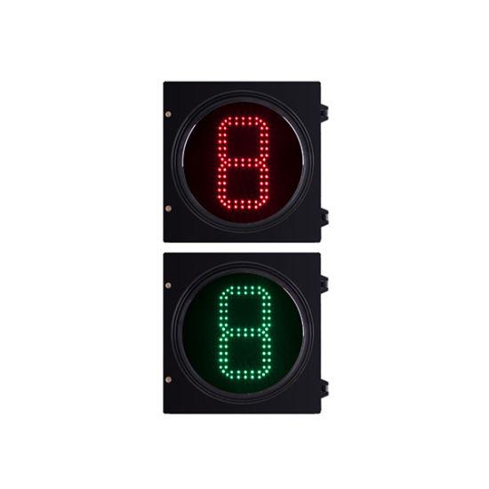 rojo LED China Digital Semáforos Doble con Temporizador sthQrCd