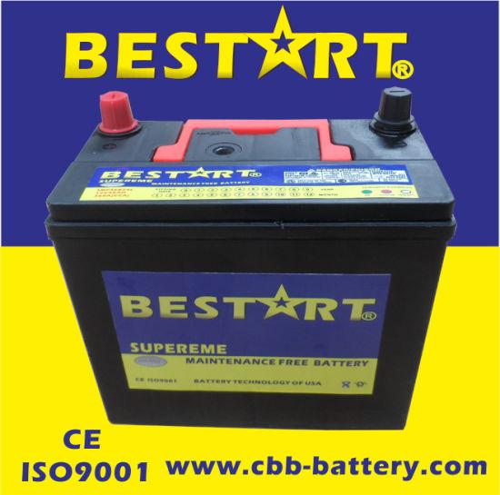 12 V 45ah Mf Batterie Sèche Batterie De Démarrage De Voiture