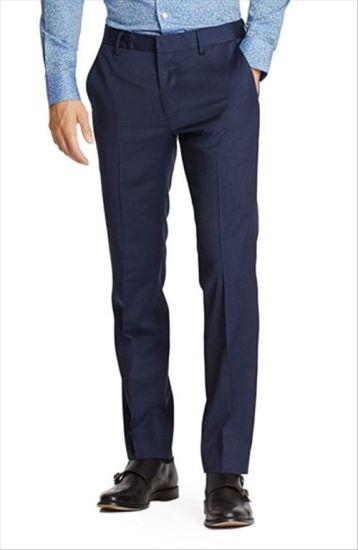 China Oem Solido Mayorista Stretch Pantalones Formales Pantalones Para Hombres Comprar Los Pantalones De Hombres En Es Made In China Com