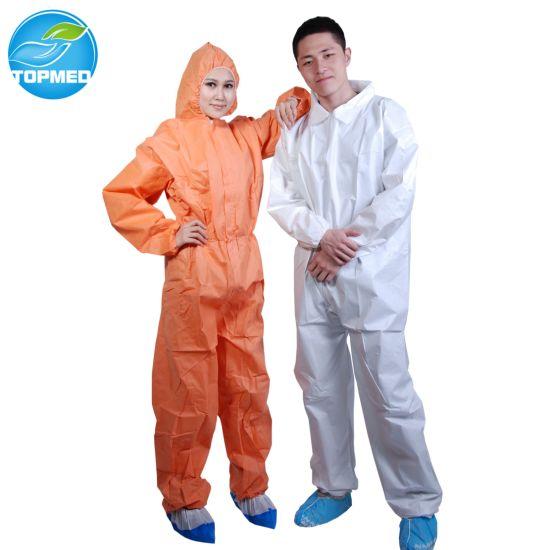 Da Uomo Arancione Tuta Tuta Tuta Meccanico Workwear