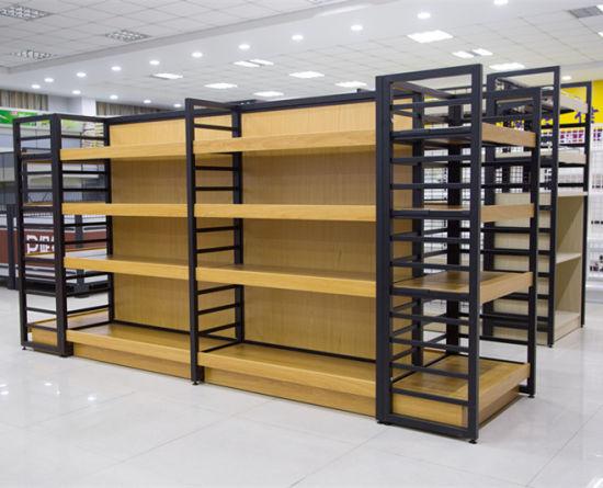 de SupermarchéPharmacie étagères en bois Chine médecine la A4jL5R