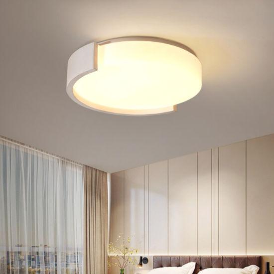 Deckenleuchte-Beleuchtung der kreativen runden modernen  Küche-Fieberhitze-Montierungs-flache LED, für Schlafzimmer, Flur, Küche