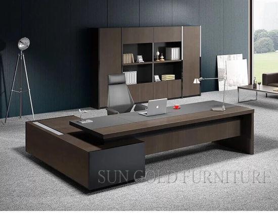 Luxe Design Bureau.Chine Un Design Moderne De Luxe Table Bureau Bureau Executif