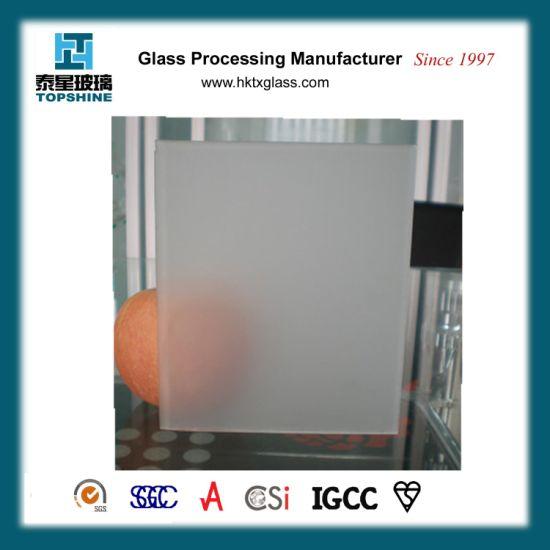 China Bereifte Säure ätzte Glastüren und Fenster-Reparatur ...