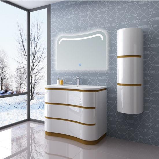 Ip44 Novo Design Luxuoso Led Curvo