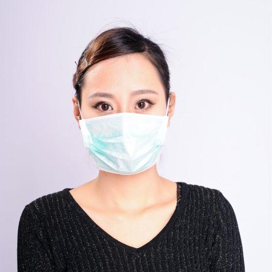 paquet de 100 chirurgical masques de visage avec contour