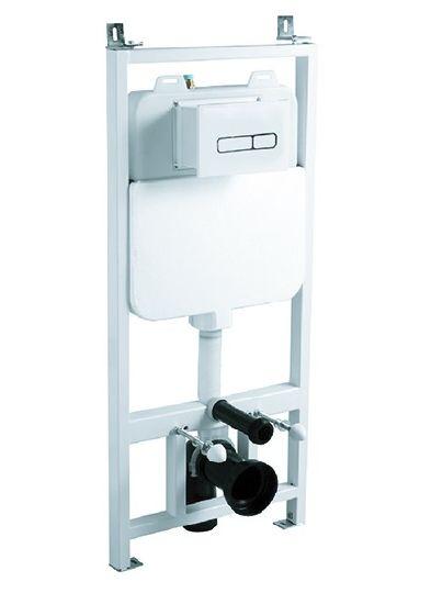Cc 103 Cisterna Oculta Con Armazón De Acero De Pared Colgado Wc