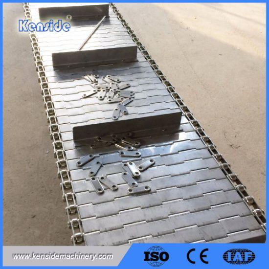 Конвейер металлический купить цепной ленточный транспортер