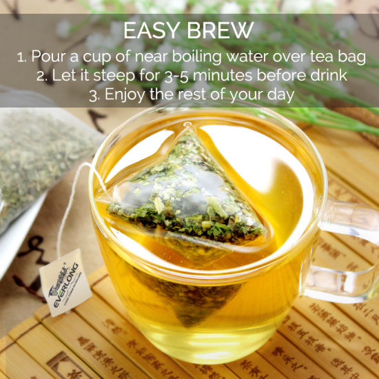 perdita di peso sottile del tè verde