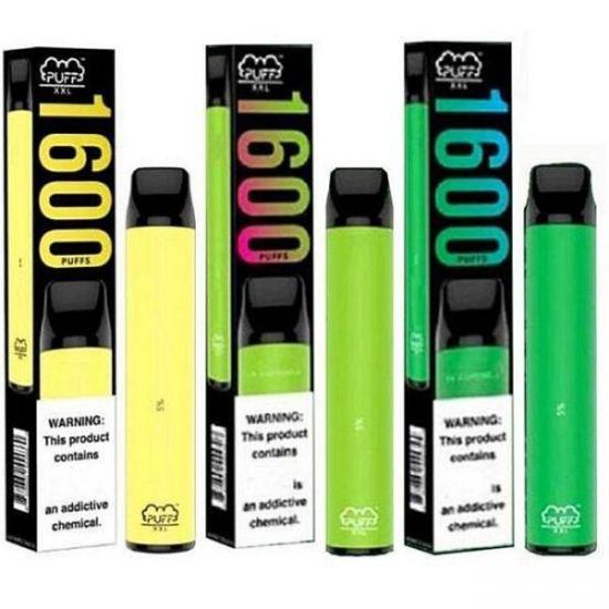 Одноразовые электронные сигареты puff xxl 5 некурительными табачными изделиями предназначенными для сосания и или жевания