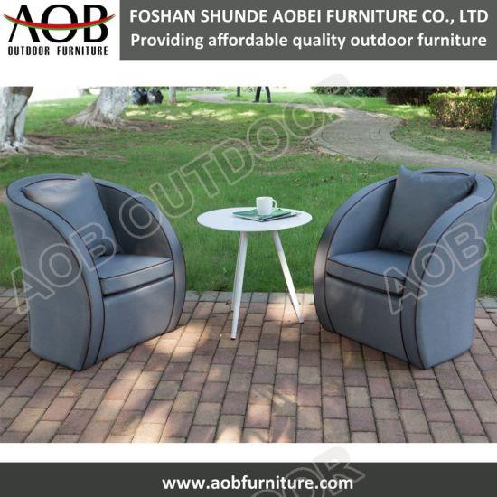 Chine Un design moderne de meubles de jardin ensemble canapé ...