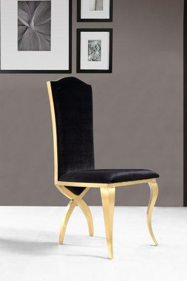 China Con respaldo alto moderno y cómodo comedor silla de ...