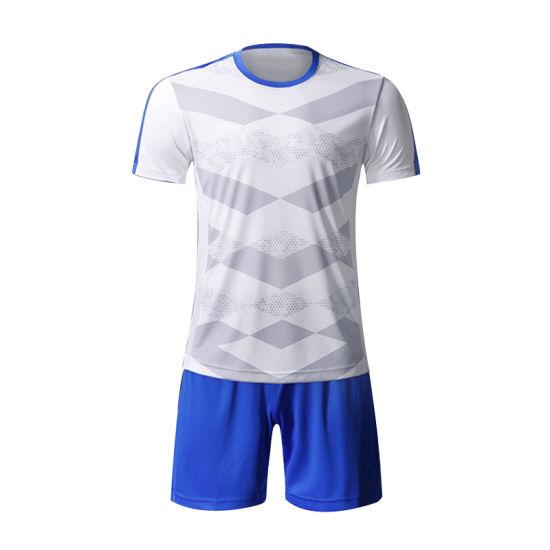 China Los Hombres Camiseta De Fútbol Jersey Activewear Sport