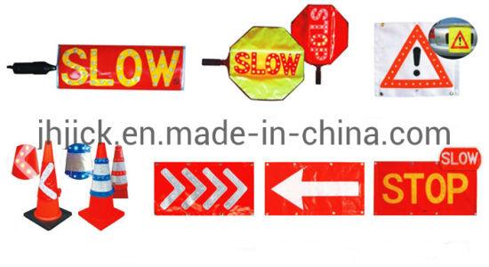 Audacieuse Chine La sécurité routière Les panneaux de sécurité signe de BP-92