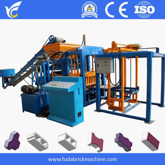 Chine Le ciment hydraulique automatique bloc Cabro