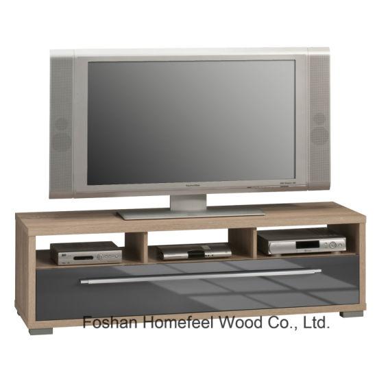 Supporti Porta Tv Lcd.Cina Elegante Mobiletto Con Supporto Tv In Legno Tvs22