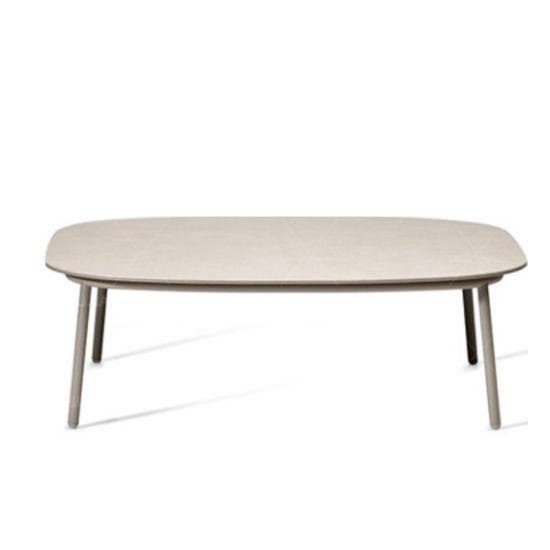 Chine Un mobilier moderne cafés Table en bois couverte ...