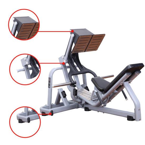 prensa 45 grados para piernas