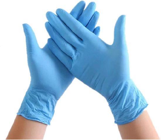 medium pulver freie nitril handschuhe