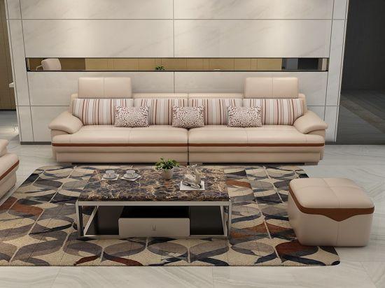 Chine Salon moderne de loisirs en cuir canapé meubles de ...