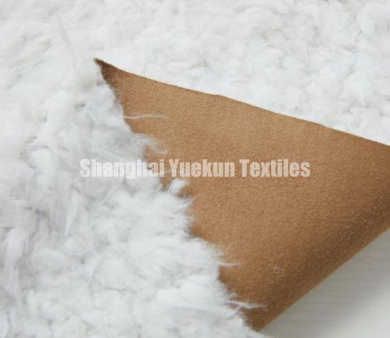 Мех шерпа изделия купить ткань мешковину в краснодаре