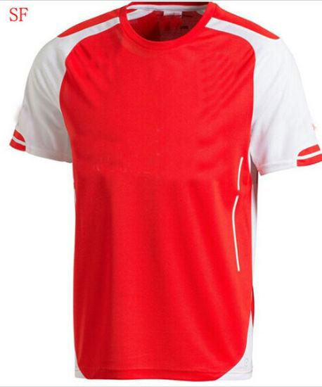 mode la plus désirable rechercher l'original lisse Vêtements de sport maillot de Soccer Football Shirt Shirts