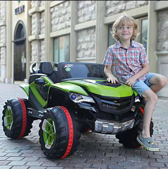 China Bebé coche eléctrico con batería de las ruedas de EVA
