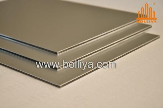 China Revestimiento de PVDF PE/lámina de aluminio/Panel