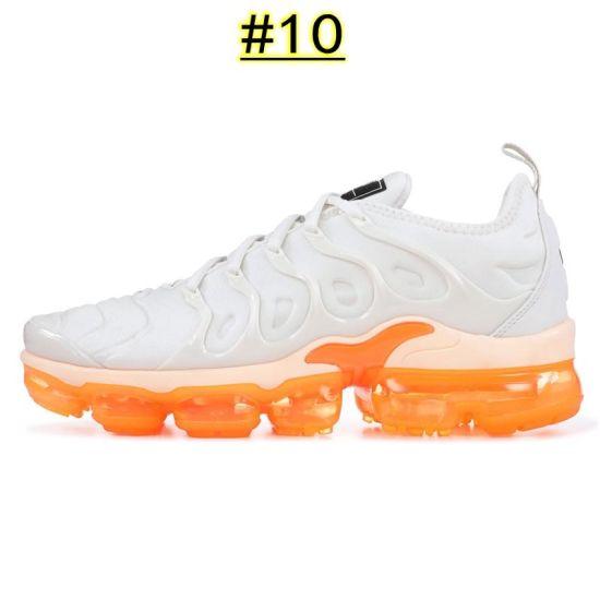 Compre 2019 Designer Men's Shoes Nike Vapormax Women TN PLUS Zapatillas De Running Para Hombre Mujer Negro Velocidad Rojo Blanco Antracita Ultra