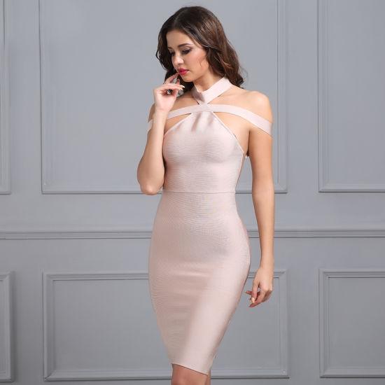 many styles premium selection discount Cina Nuovo modo di inverno sexy fuori dal vestito da bianco ...