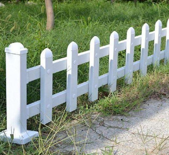 Chine Petite clôture en PVC pour le jardin et de gazon ...