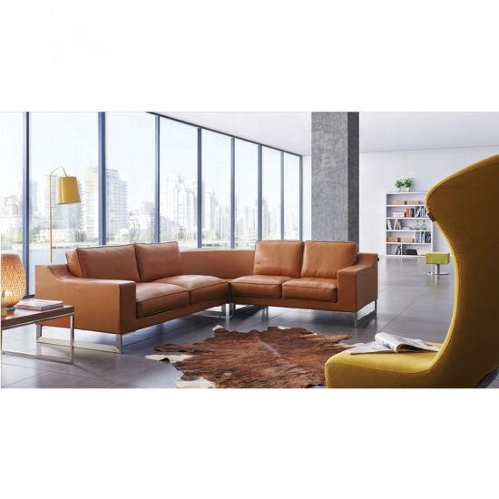 Chine Bureau De Réception Utilisé Sofa
