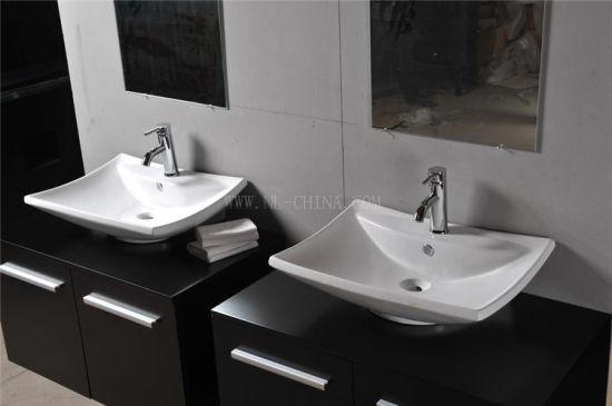 Chine 2017 Oak salle de bains avec miroir de courtoisie du ...