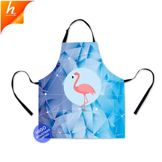 3d Imprimir Padrões De Flamingos Sobre Bens De Cozinha De Design Do Fardo