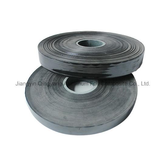 Chine Black Film Pe Adhésif Isolant Thermique Du Tuyau D Aluminium Acheter Isolation D Aluminium Sur Fr Made In China Com