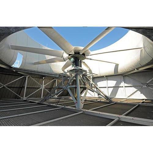 China Turbina eólica de aluminio para el proyecto de la