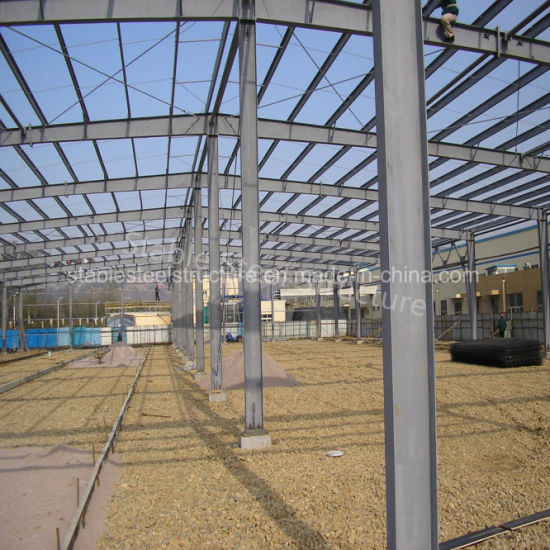 China Estructura Metálica Modular Para La Fábrica Comprar
