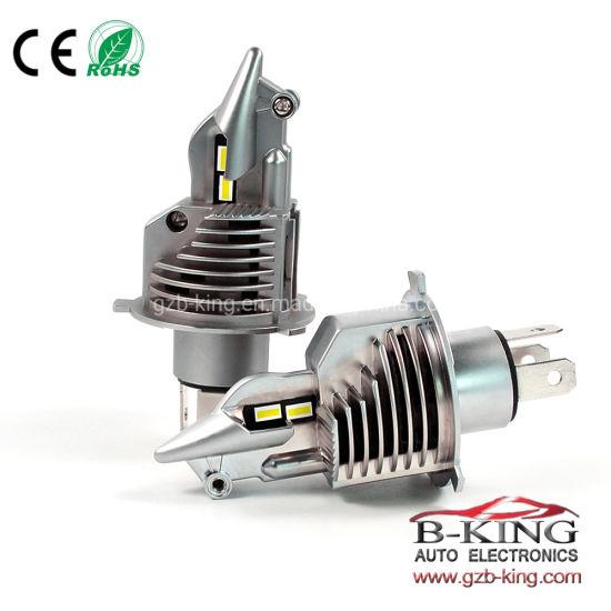 Tamaño 5800LM lámpara 35W H4 coche China halógena de LED la WEH9Y2DI
