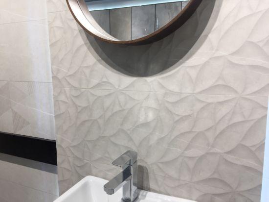 Chine 300x800mm marbre de couleur beige Design carrelage ...